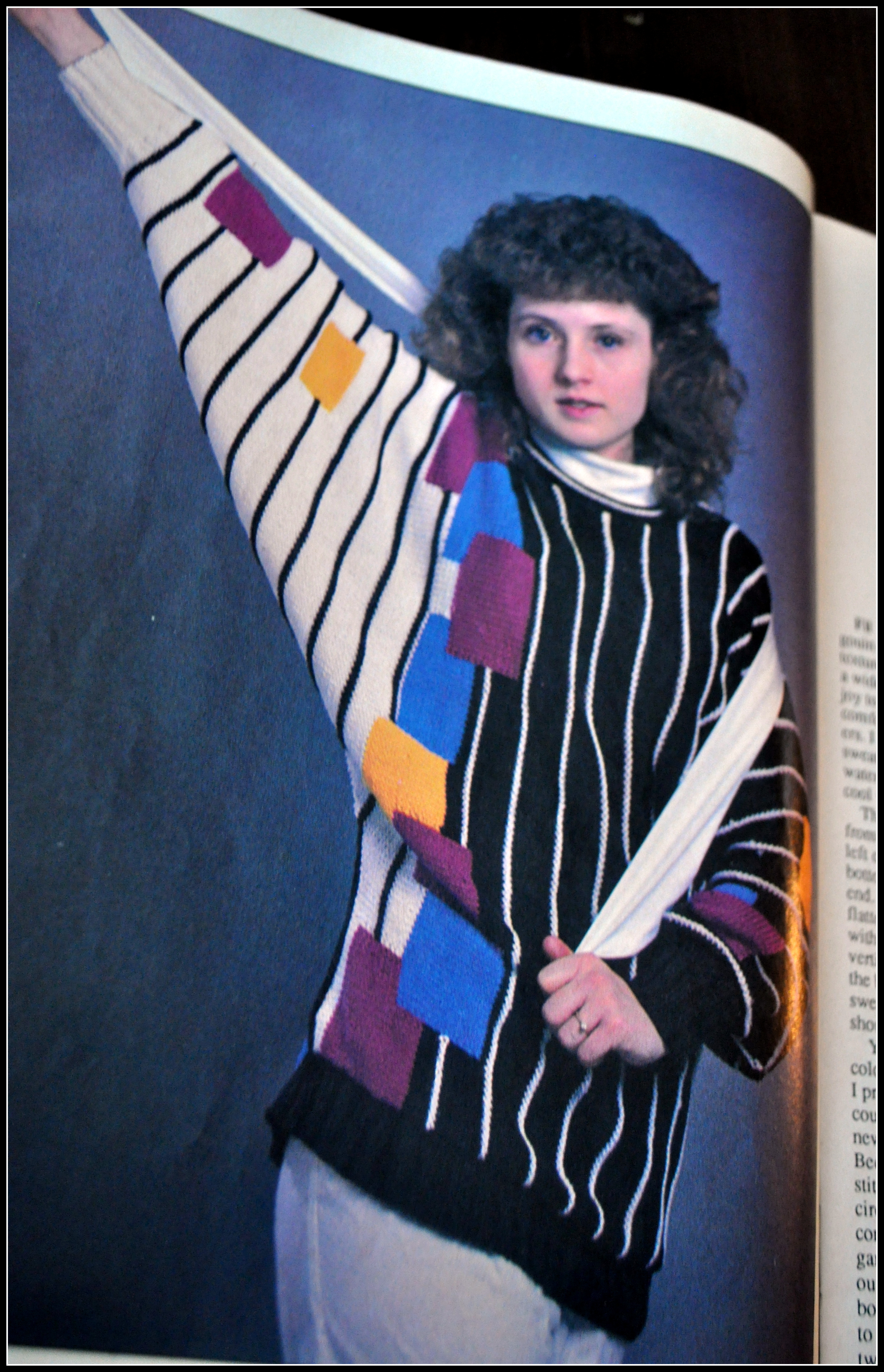 Vintage Knitting Patterns | The Lucky Fish
