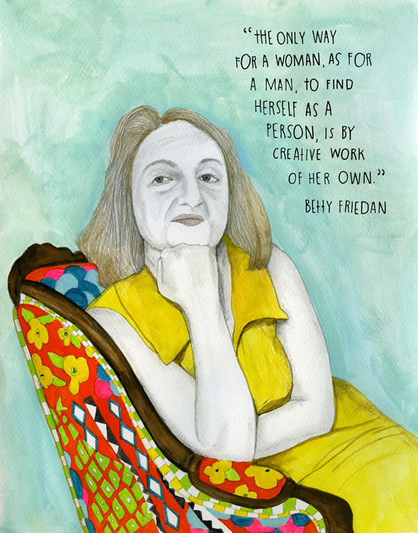 Artist Lisa Congdon